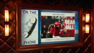 Former NFL QB Mike Vick on Arthur Blank & What A Super Bowl Means To Atlanta - 1/24/17