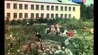Жизнь в СССР после войны  В цвете