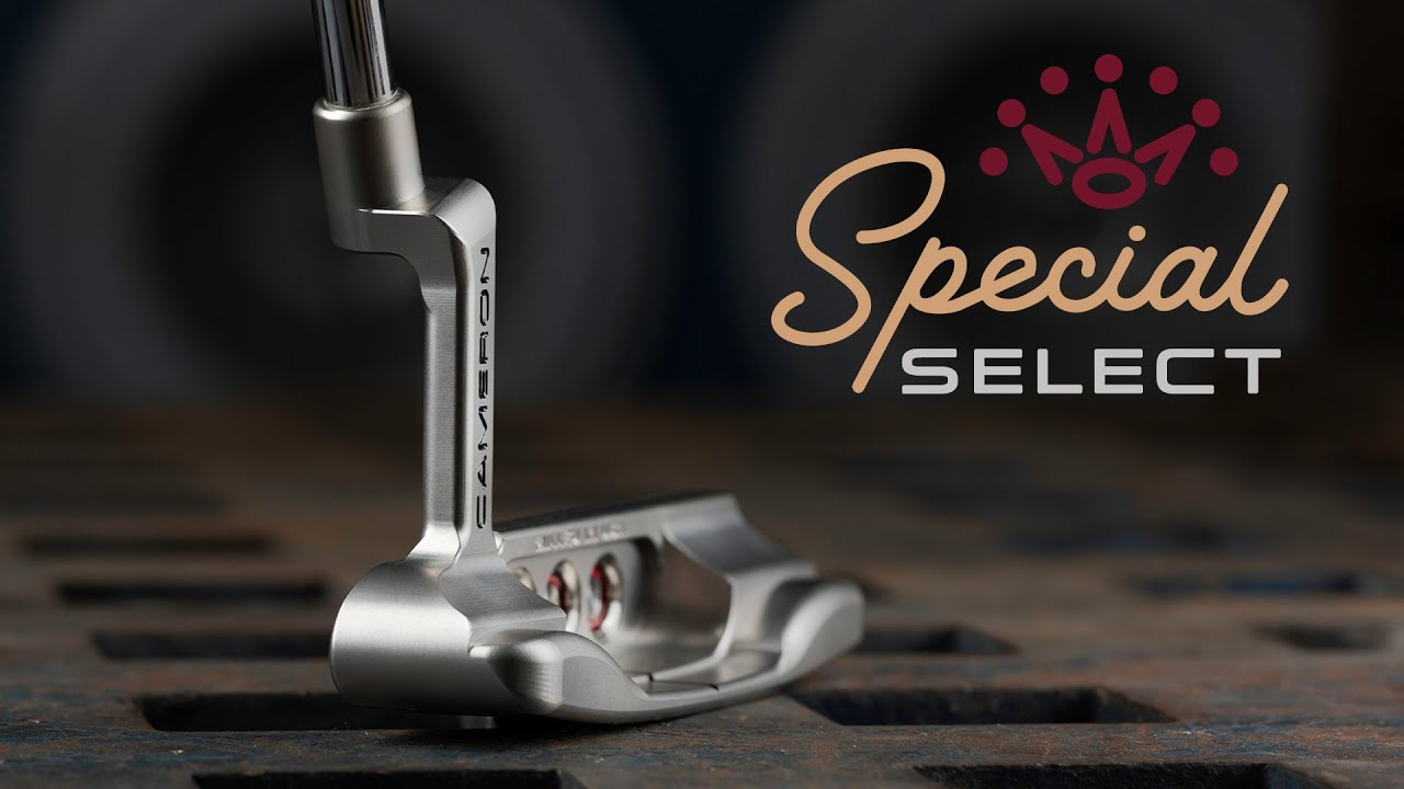 Neck Design & Performance  I Scotty Cameron Putters
