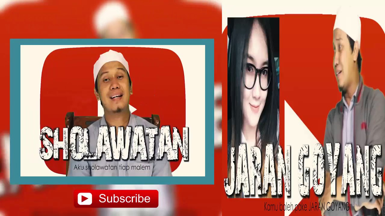 Download Sholawatan Anti Jaran Goyang Parody Nella