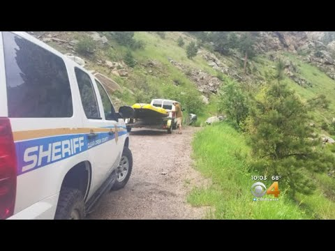 Rafter's Body Recovered From Clear Creek