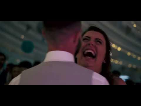 Bradley & Hannah get married at Bordesley Park