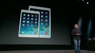 Apple Special Event 2013 - iPad Mini 2 Introduction