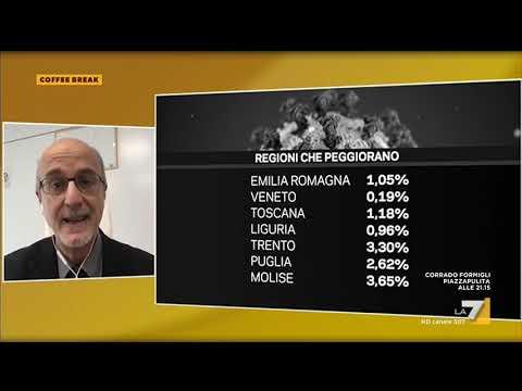 Coronavirus, il prof. Lopalco sulla curva dei contagi: 'In Italia abbiamo epidemie ...