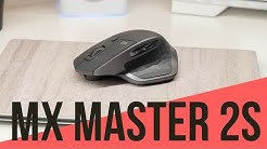 Logitech MX Master 2S Review I DEUTSCH I Techcheck