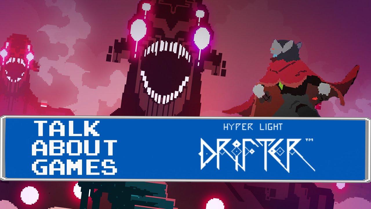 hyper light drifter ign