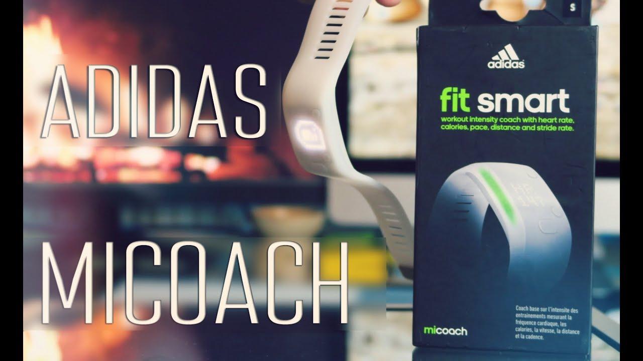 Доступ к кардио тренировки и планов adidas miCoach SMART RUN - YouTube