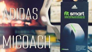Adidas miCoach Fit Smart - Обзор
