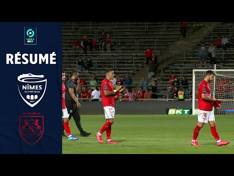 Nimes Amiens Goals And Highlights