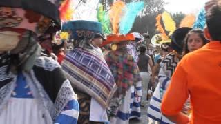 Chinelos en Nepantla, Edo. de México.