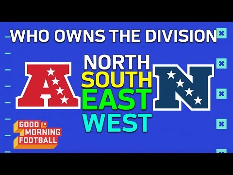 Which Team's Own Their Division? | NFL Network