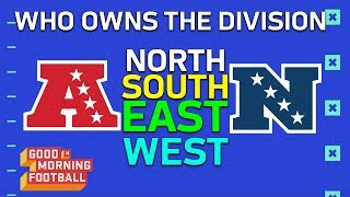Which Teams Own Their Division? | NFL Network
