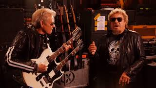Sammy Hagar and Don Felder - Hotel California