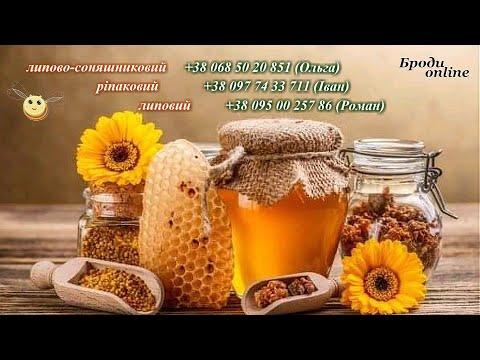 Телеканал Броди online: Придбайте мед з домашньої пасіки до новорічно-різдвяних свят! (ТК