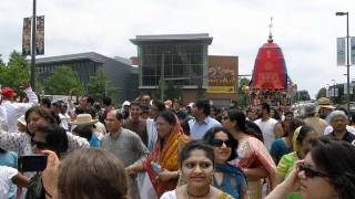 Festival of India - Rathyatra 2011,  ISKCON, Baltimore, MD, US - Part 1