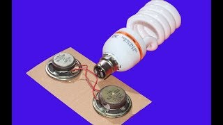 Free Energy Generator Magnet Speaker 100% Real New Technology Science Project