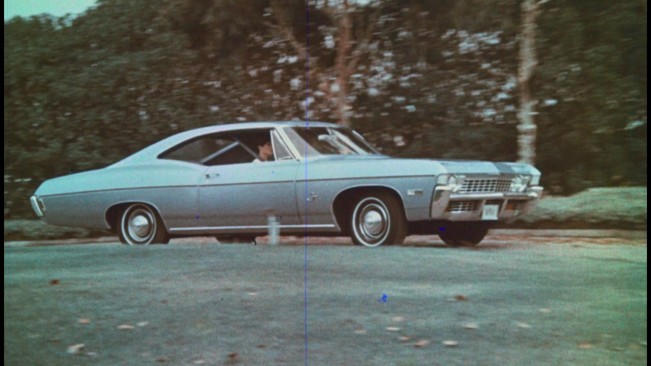 1968 Chevrolet Impala Commercial 35mm Hd Youtube Custom Coupe