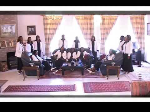 Mt Sinai Choir Nshisakamana Official VIdeo
