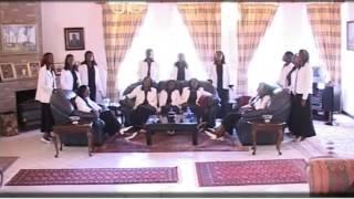 Mt Sinai Choir - Nshisakamana (Official Video)