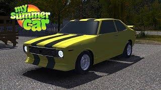 Tutorial Visual Tuning Of The Satsuma Vehicle My Summer Car 1