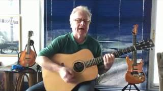 Paul Brady sings 'Unfinished Business' live at Kinine