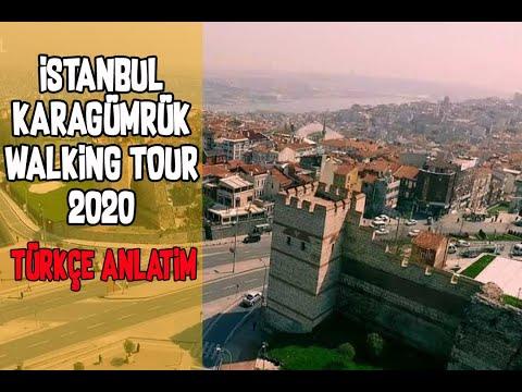 Istanbul Karagümrük Walking Tour 2020