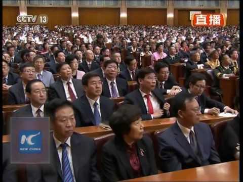 China's Xi on international order