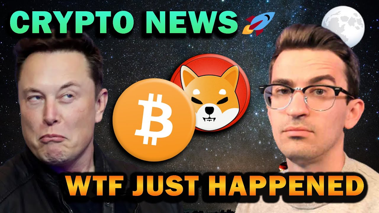 BREAKING CRYPTO NEWS... ( don't panic )