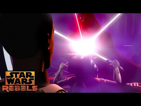 A World Between Worlds: The Return | Star Wars Rebels | Disney XD