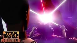 A World Between Worlds: The Return   Star Wars Rebels   Disney XD