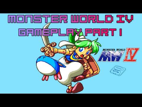 🎮 Monster World IV GamePlay Part 1