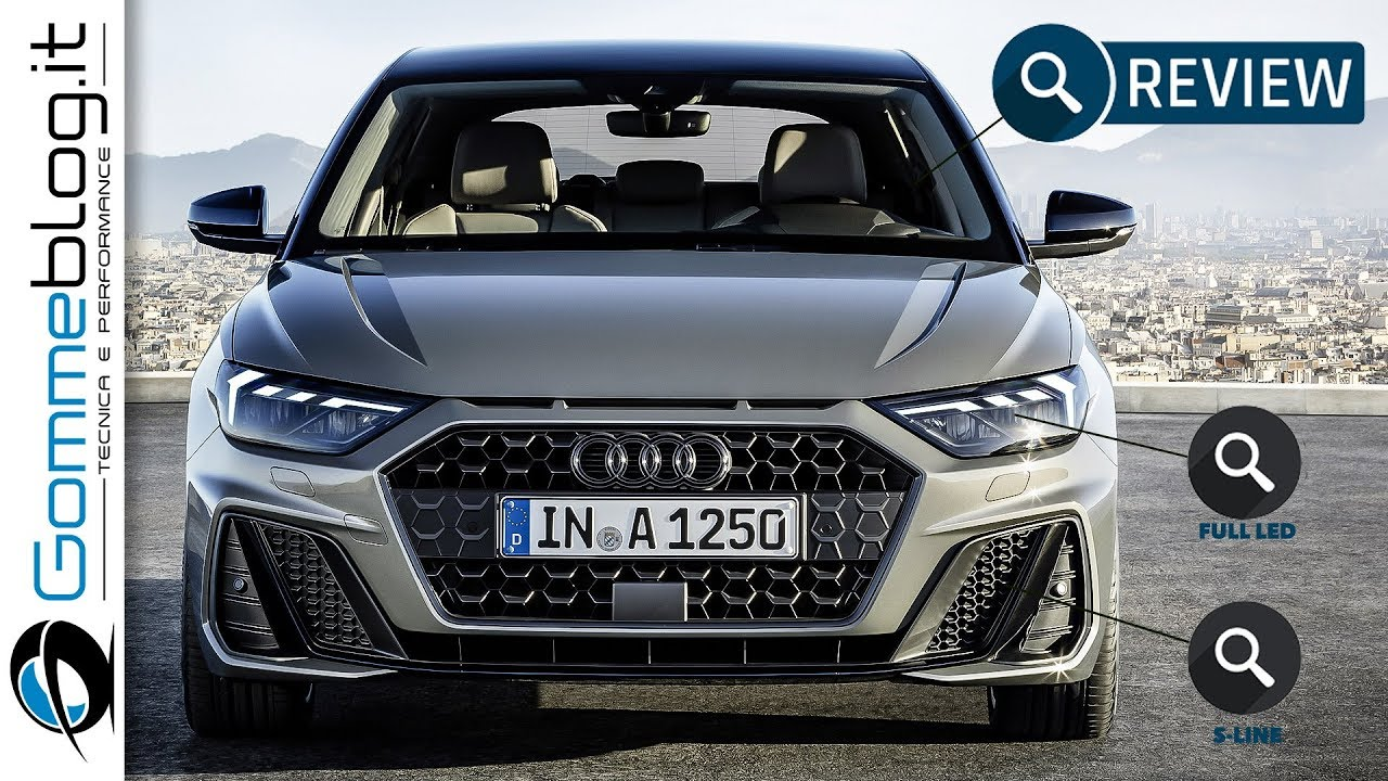 Audi A1 Sportback 2019 Review Interior And Exterior