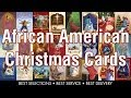 African American Christmas Cards from www.Black-Gifts.com