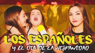 LOS ESPAÑOLES Y EL DÍA DE LA HISPANIDAD