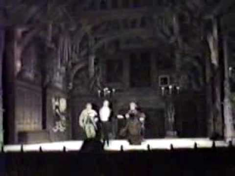 RUDDIGORE (Gilbert and Sullivan) Act II (with subtitles)