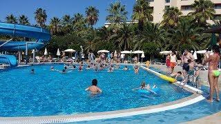 видео THE OZKAYMAK INCEKUM 5*, Турция - фото и отзывы об отеле