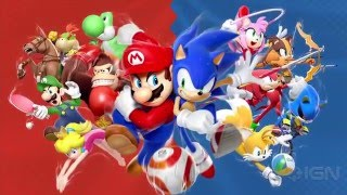 Mario & Sonic at the Rio 2016 Olympic Games - Official Japanese Overview Trailer