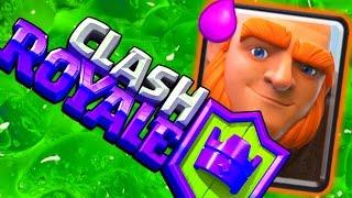 Clash Royale - NO LEGIE Cycle GIANT