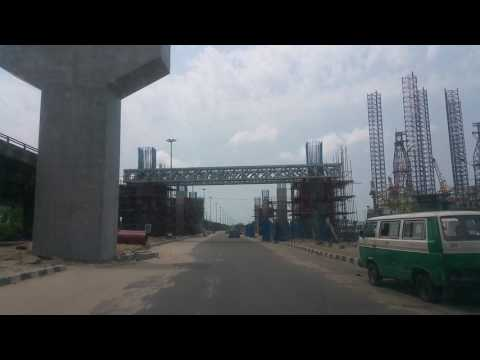 Lagos Urban rail - Blue line (under construction)
