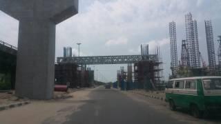 Lagos Urban rail - Blue line (under construction)