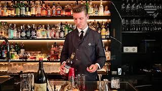 Boulevardier - Cocktail Tut๐rial - Bar am Wasser TV - Episode 33