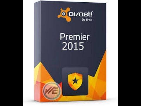 licencia para avast premier 2015 hasta 2050