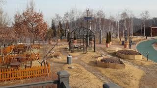 서울 강동구 허브천문공원에서