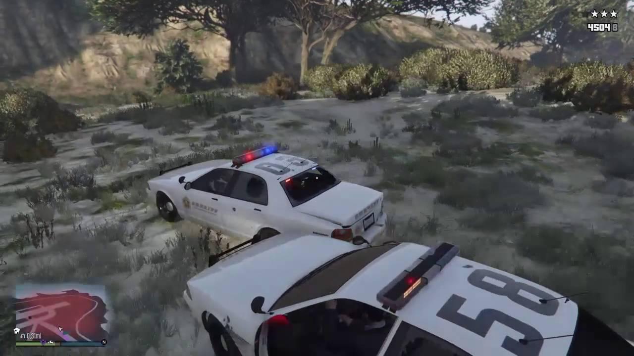 GTA V Online Ep 4 Military Base