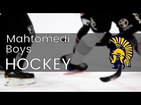 #5 A Mahtomedi vs. #8 AA St. Thomas Academy - 3/15/21