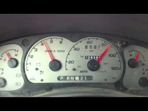 Ford Ranger No Limiter Top Speed (Superchips Flashpaq)