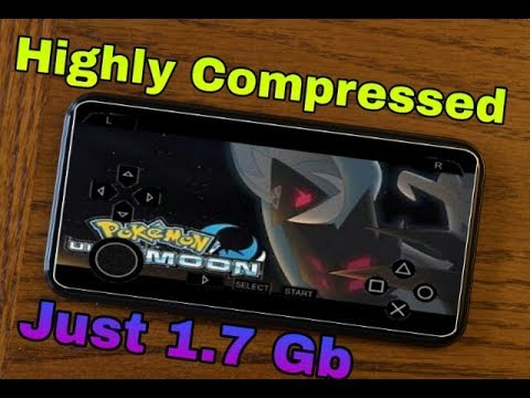 How To Download Pokemon Ultra Moon For Android Very Easily Amd Play In Citra Android Emulator