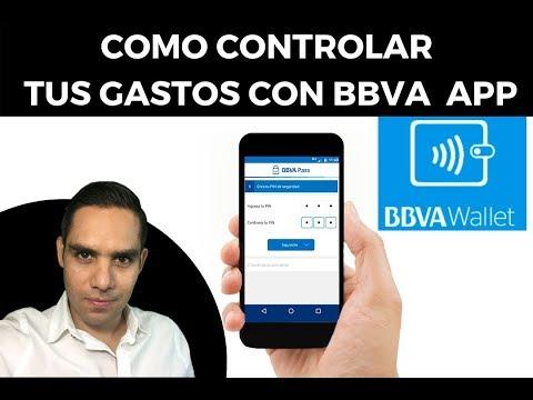 📲💸COMO CONTROLAR TUS GASTOS CON #BBVA #BANCOMER APP - #FINANZAS