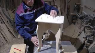 Табурет за час(Надёжный ,простой в изготовлении табурет., 2016-11-19T13:19:20.000Z)