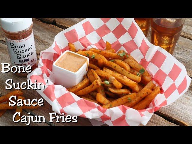Bone Suckin' Cajun Fries Recipe